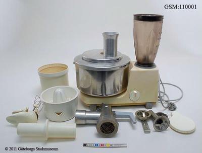 köksmaskin, hushållsassistent, husgeråd