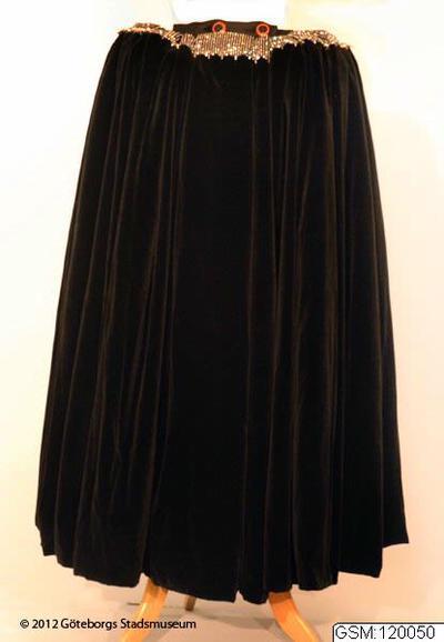 kjol, kjolar, Romsk kjol, finsk romsk kjol