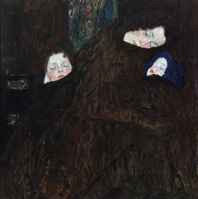 Mutter mit zwei Kindern (Familie)