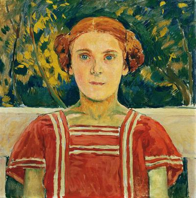 Elisabeth Steindl, Nichte des Künstlers