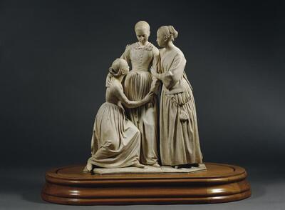 Herzeleid (Die drei Töchter von Julius Schnorr von Carolsfeld)