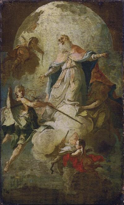 Himmelfahrt des heiligen Erasmus