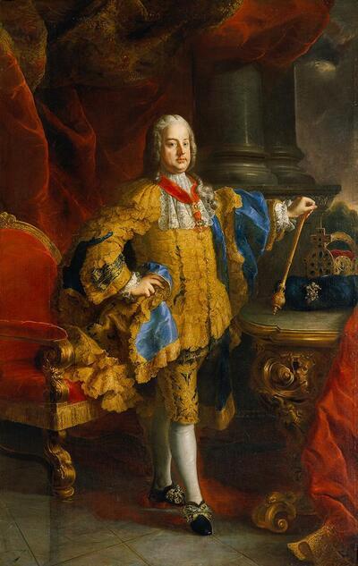 Kaiser Franz I. Stephan von Lothringen