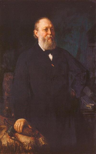 Ferdinand Freiherr von Hochstetter