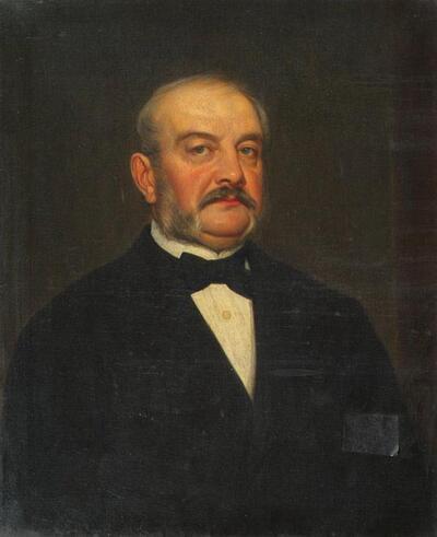 Minister Josef Lasser, Freiherr von Zollheim
