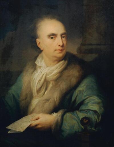 Marquis de Llano, spanischer Gesandter in Wien