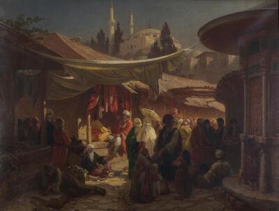 Türkischer Bazar
