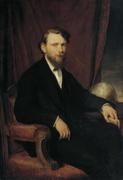 Der Arzt Professor Moriz Benedikt