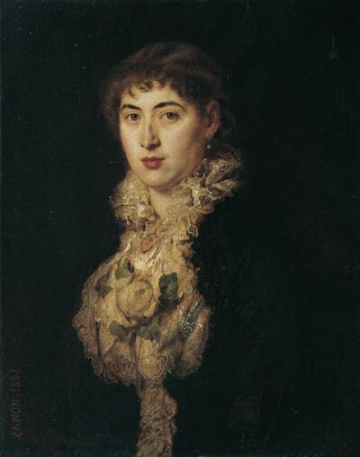 Maria Freifrau von Zehmen, geb. Fröhlich von Feldau