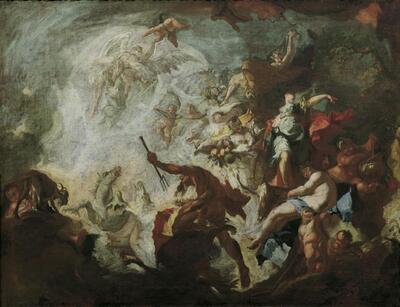 Allegorie des Goldenen Zeitalters