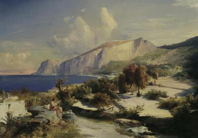 Nachmittag auf Capri