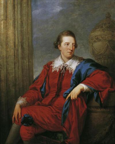 John Simpson, der Vater von Maria Susanna Lady Ravensworth