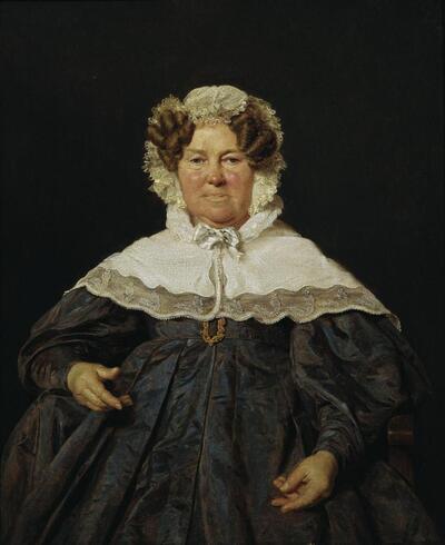 Josephine Schaumburg, geb. Stahel