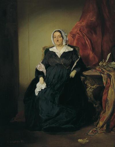 Elisabeth Imrédy, Edle von Omorovicze