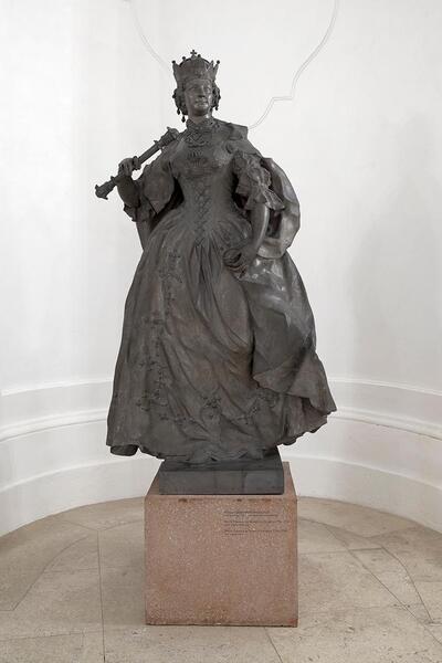 Maria Theresia als Königin von Ungarn