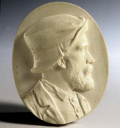 Der Maler Friedrich von Amerling