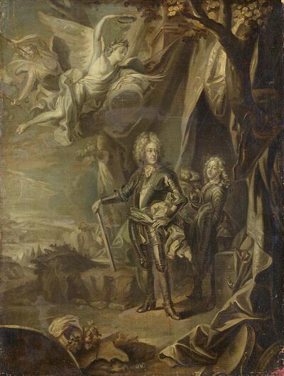 Apotheose des Prinzen Eugen von Savoyen