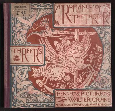 Walter Crane's Picture Books New Series (Nr. 1, 2 und 3) (Serientitel)