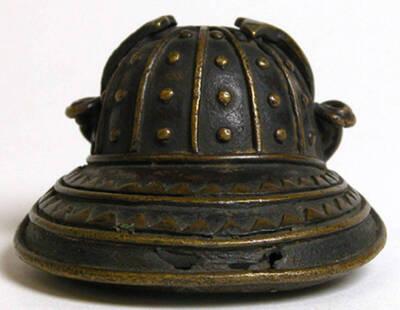 Helm eines Feldherrn