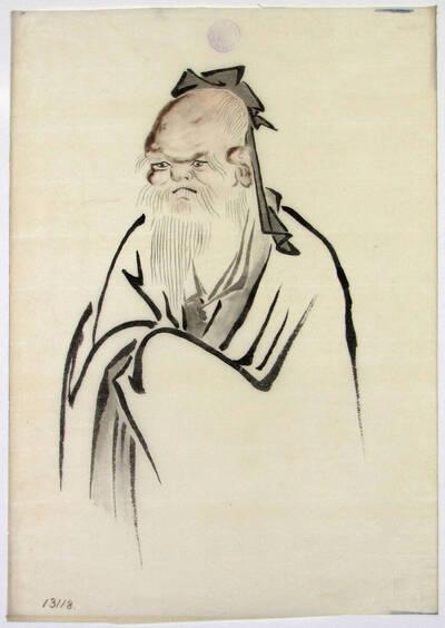 """Shennong ( 神農 / 神农), (Jap: Shinnō)legendärer chinesischer Kaiser – Bruder des """"Gelben Kaisers"""" und Erfinder der Landwirtschaft"""