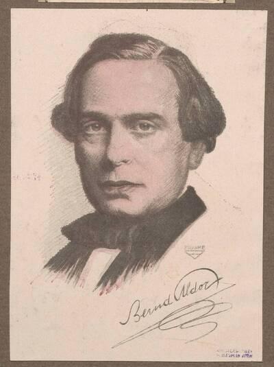 Porträt des Bernd Aldor
