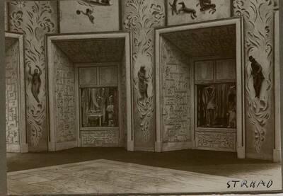 Edelraum auf der Gewerbeschau 1922 in München (vom Bearbeiter vergebener Titel)