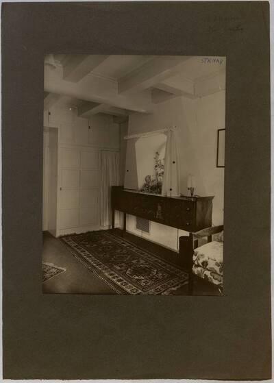 Fotografie der Wohnung Hellmann, Wien I., Rathausstraße 17 (vom Bearbeiter vergebener Titel)