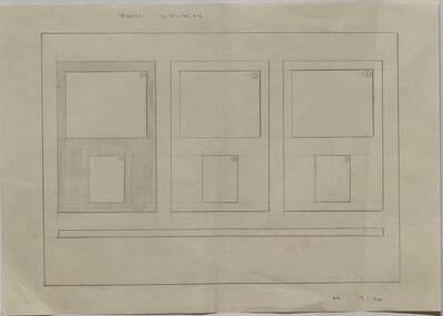 Fotografie des von Oskar Strand gestalteten Eingangs zum Winarskyhof (vom Bearbeiter vergebener Titel)
