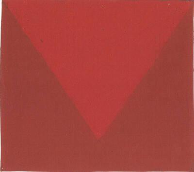 Acryl Quadrat No. 4/VIII, Pastel Project (Originaltitel)