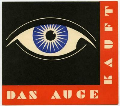 Das Auge kauft (Originaltitel)