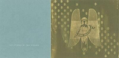 Weihnachtskarte mit Kuvert, Greetings of the Season (vom Bearbeiter vergebener Titel)