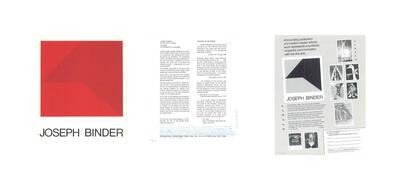 Werbematerial zum Buch
