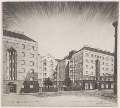 Wohnhaus der Gemeinde Wien