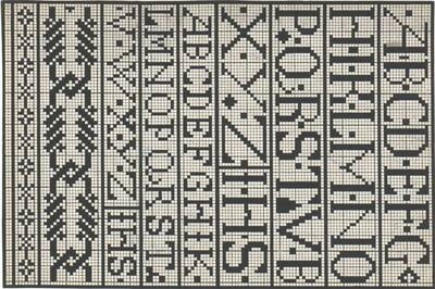 Stilkopie für die Publikation