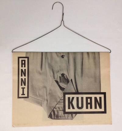 Hanger. Werbeaussendung für Anni Kuan