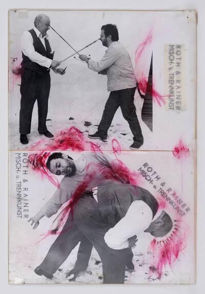 Roth & Rainer. Misch- und Trennkunst
