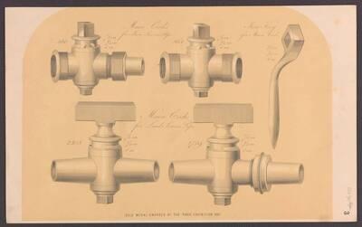 Hähne für Gasleitungen