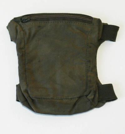 Armtasche - grün (deskriptiver Titel)