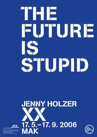 The future is stupid (Kurztitel)