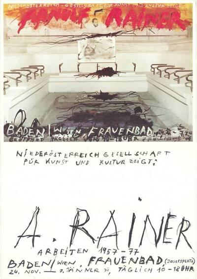 A. Rainer (Kurztitel)