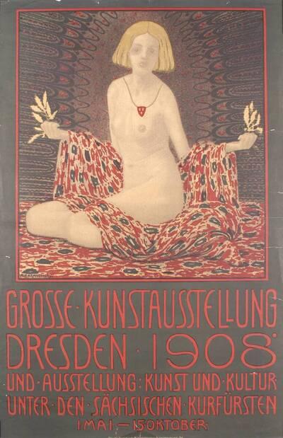 Kunstausstellung Dresden 1908 (Kurztitel)