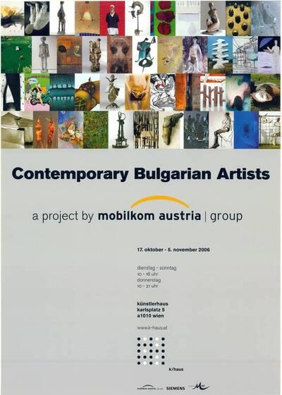 Contemporary Bulgarian Artists (Kurztitel)