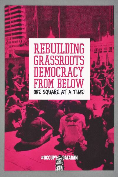 Rebuilding grassroots democracy from below (Grassroots Democracy) (Kurztitel)