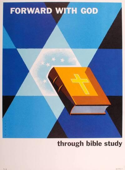 Forward with God Through Bible Study, Chaplains Serie, Set D No. 3 (Originaltitel)