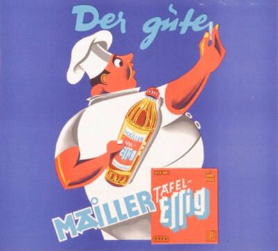 Mailler Tafel - Essig (Kurztitel)