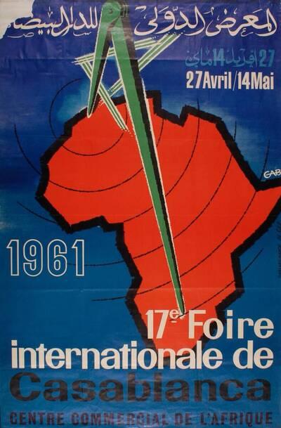 17e Foire internationale de Casablanca (Kurztitel)