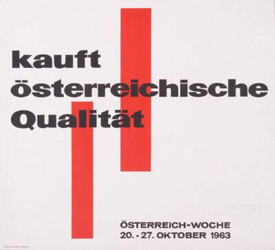 Kauft österreichische Qualität (Kurztitel)