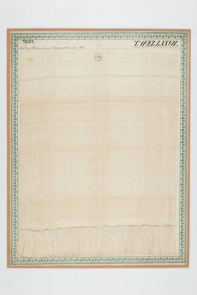 Bettdecke (Csarshaw) aus roher Seide (historische Bezeichnung)