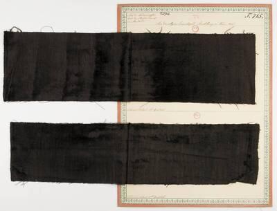 Schwarzer Felpel (historische Bezeichnung)