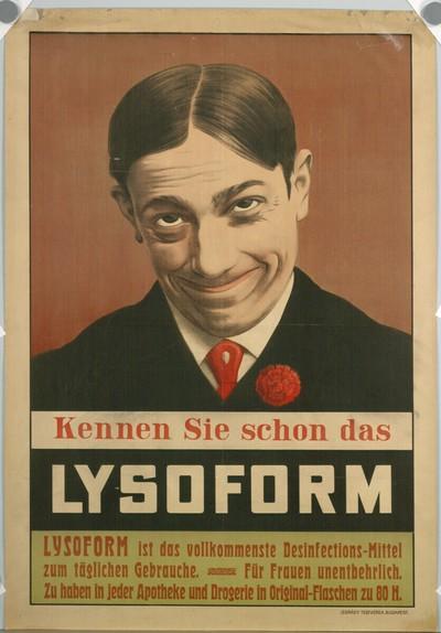 Kennen Sie schon das LYSOFORM
